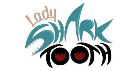 Shark-tooth header